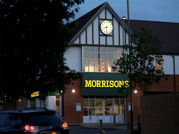 فروشگاهی در بریتانیا